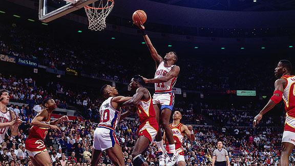 Isaiah Thomas- Detroit Pistons